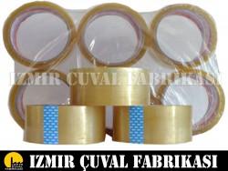İZMİR ÇUVAL FABRİKASI - 45 CM X 100 mt KOLİ BANDI