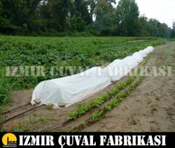 İZMİR ÇUVAL FABRİKASI - Don Kırağı Örtüsü -Agril -2.40 x 300 mt -30 gr/m2
