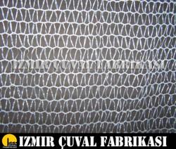 İZMİR ÇUVAL FABRİKASI - Kuş Filesi - Örgülü Kumaştan 4 mt en