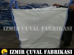 İZMİR ÇUVAL FABRİKASI - 100 X 100 X 200 cm Baskı Hatalı Big Bag Çuval