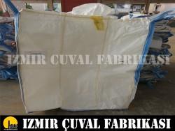 İZMİR ÇUVAL FABRİKASI - 90 X 90 X 150 cm Baskı Hatalı Big Bag Çuval