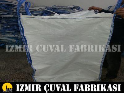 90 X 90 X 150 cm Baskı Hatalı Big Bag Çuval