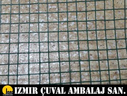 İZMİR ÇUVAL FABRİKASI - PVC Kaplı File